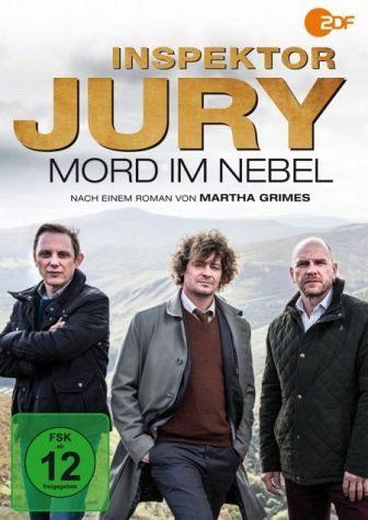 DVD »Inspektor Jury: Mord im Nebel«