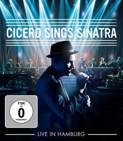 Blu-ray »Cicero Sings Sinatra - Live in Hamburg«