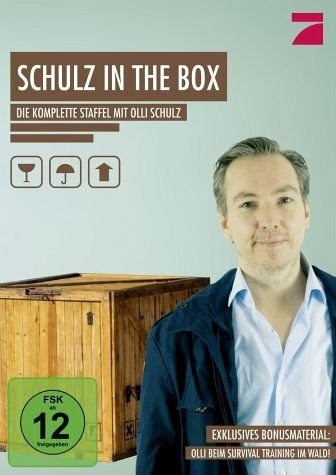 DVD »Schulz in the Box - Die komplette Staffel mit...«