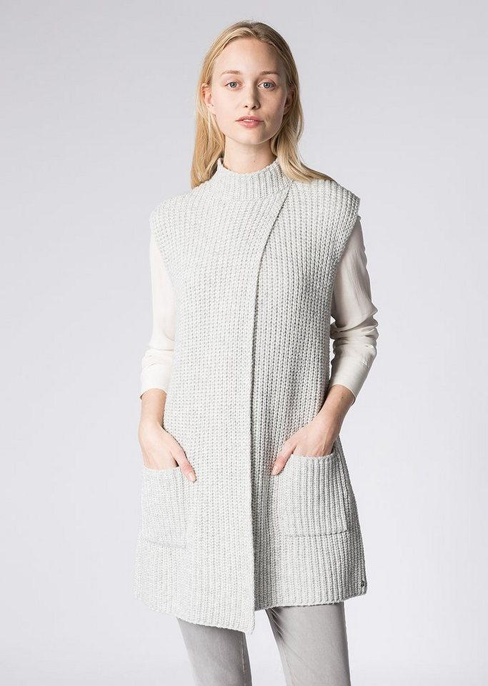 Marc O'Polo Pullover in 915 cobble melange