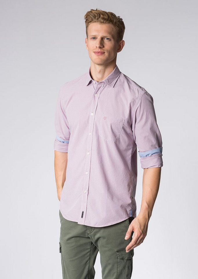 Marc O'Polo Shirt in A63 combo