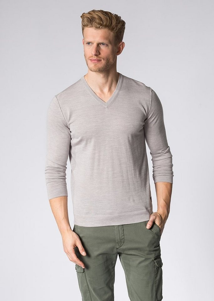Marc O'Polo Pullover in 910 soft grey