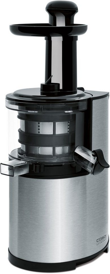 Slow Juicer Watt : Caso Slow Juicer SJ200 SlowJuicer, 200 W, 200 Watt OTTO