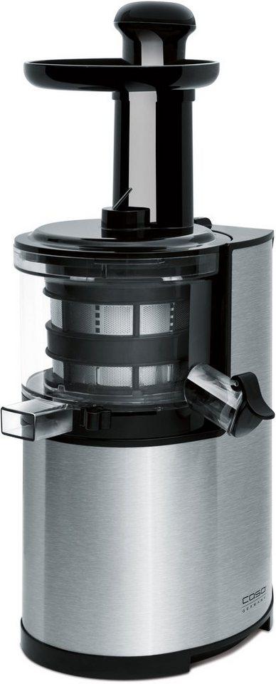 Philips Slow Juicer Sj 100 : Caso Slow Juicer SJ200 SlowJuicer, 200 W, 200 Watt OTTO