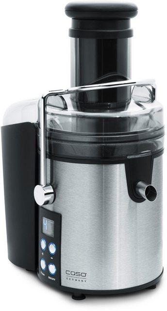 Caso Entsafter CASO PJ800  800 W  800 Watt   Küche und Esszimmer > Küchengeräte > Entsafter   Caso