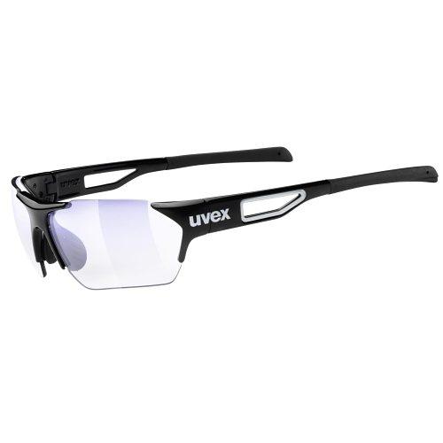 Uvex Brillen »sgl 202 small race vm« in black/variomatic