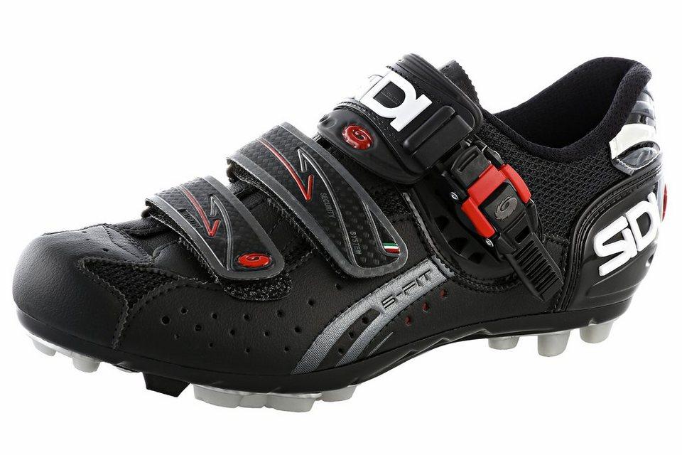 Sidi Fahrradschuhe »Eagle 5 Fit Fahrradschuh Men« in schwarz
