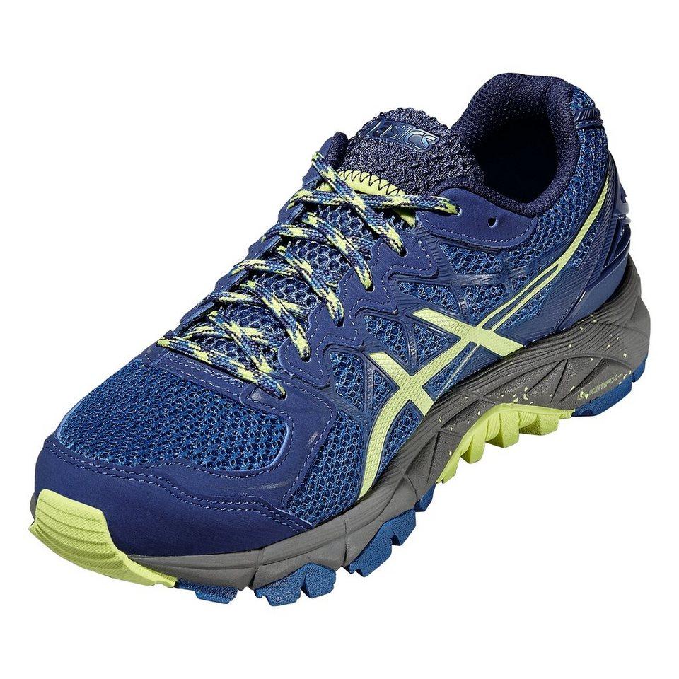 asics Runningschuh »Gel-FujiTrabuco 4 Shoe Women« in blau