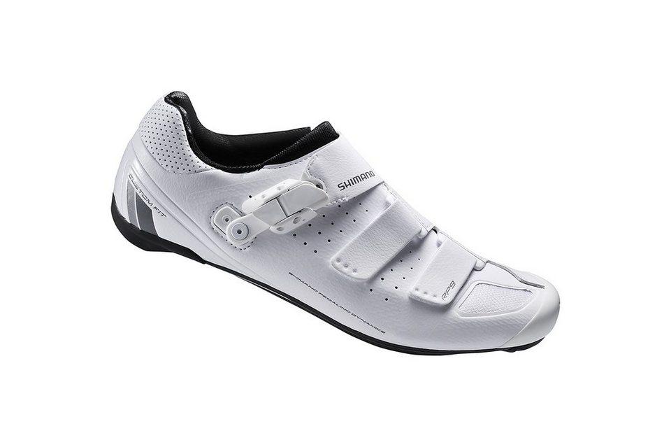 Shimano Fahrradschuhe »SH-RP9W Schuhe Unisex« in weiß
