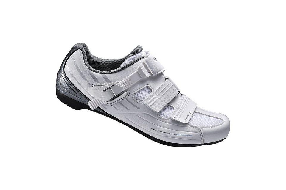 Shimano Fahrradschuh »SH-RP3W Schuhe Damen« in weiß