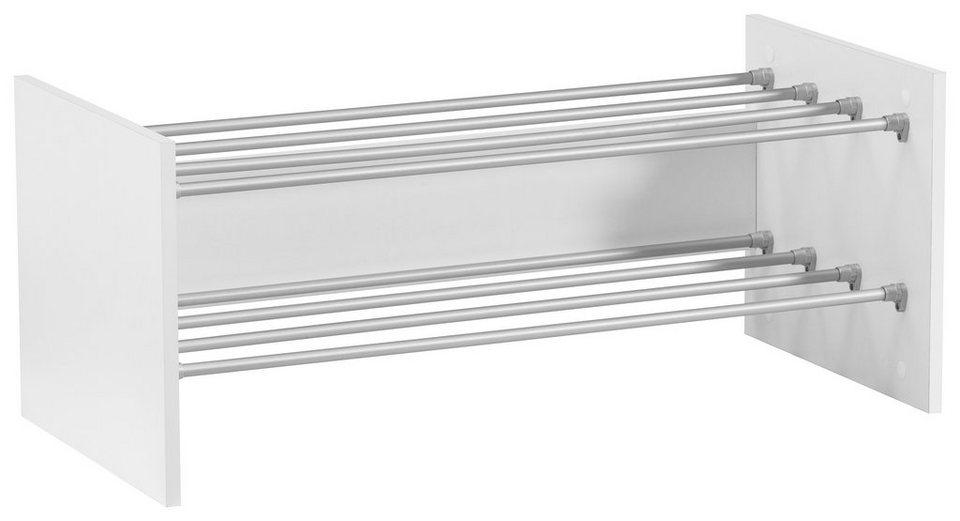 Schuhbank »Eik«, Breite 85 cm in weiß matt