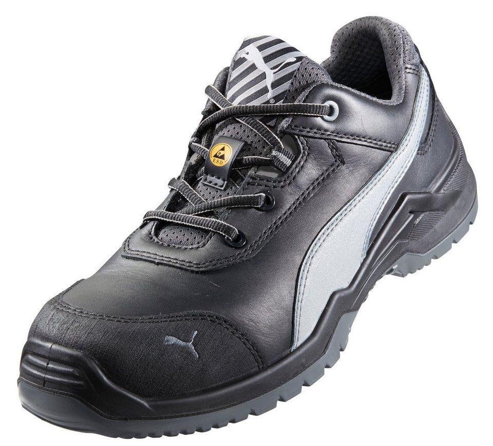 Sicherheitsschuh »Argon RX Low« in schwarz/grau