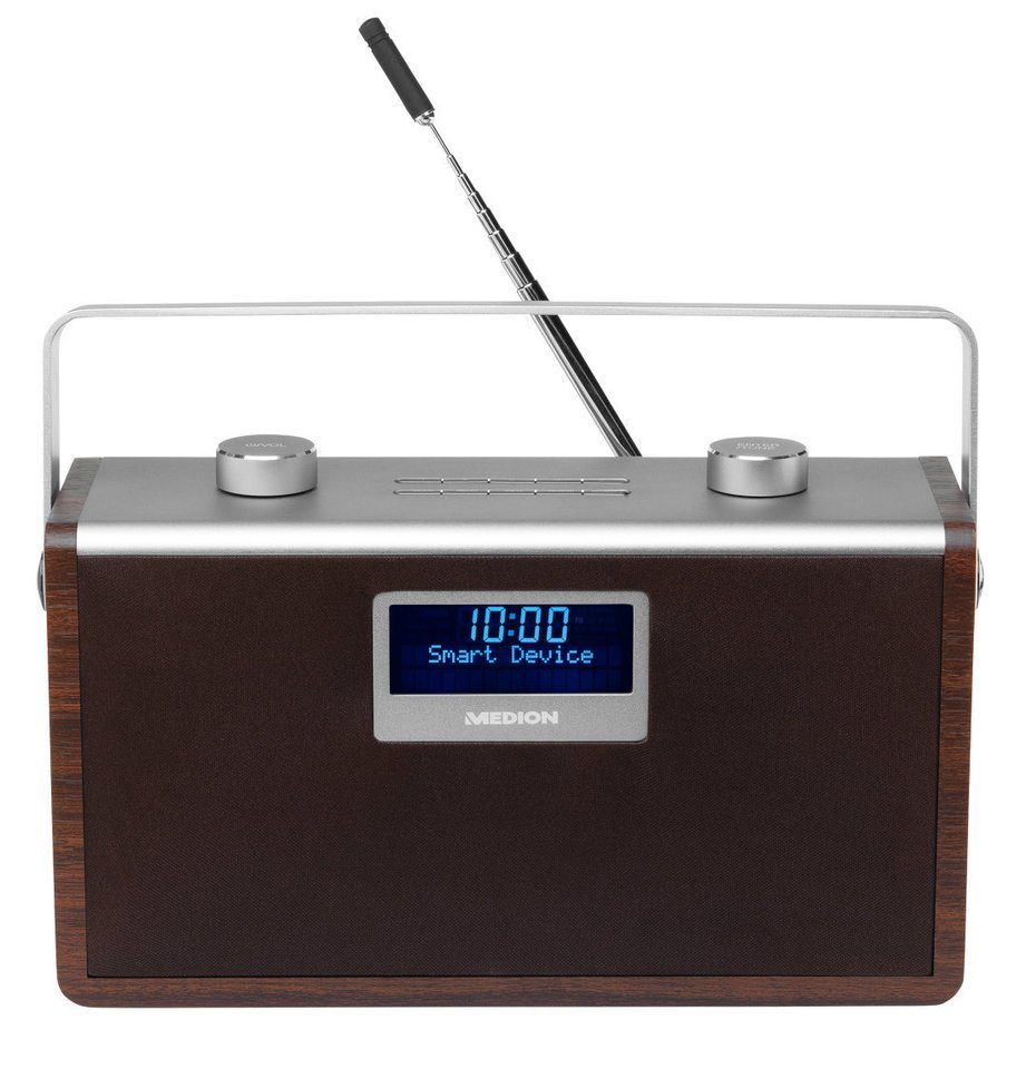 medion dab radio mit bluetooth funktion life p66073. Black Bedroom Furniture Sets. Home Design Ideas