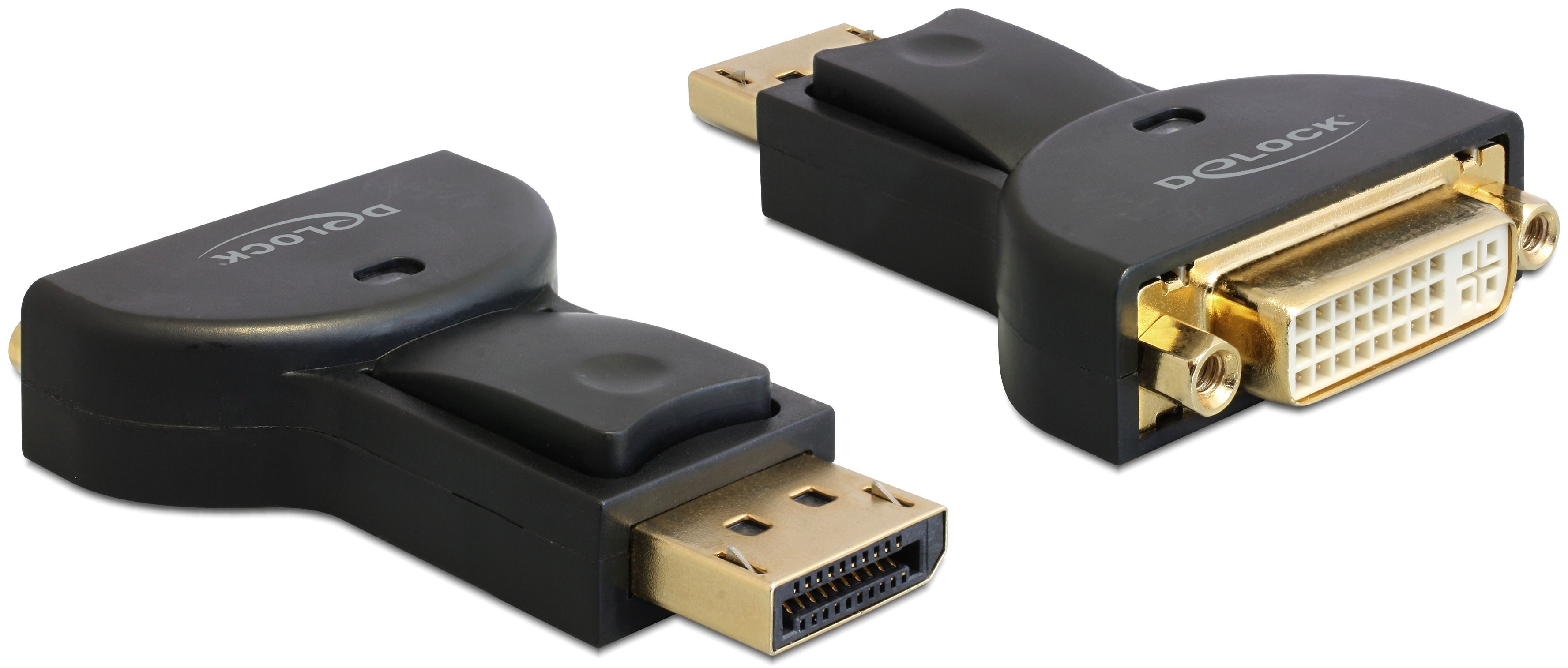 DELOCK Adapter »Displayport 1.1 auf DVI (65257)«