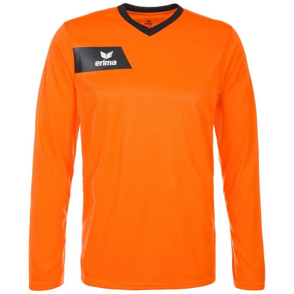 ERIMA Porto Trikot LA Kinder in orange/schwarz