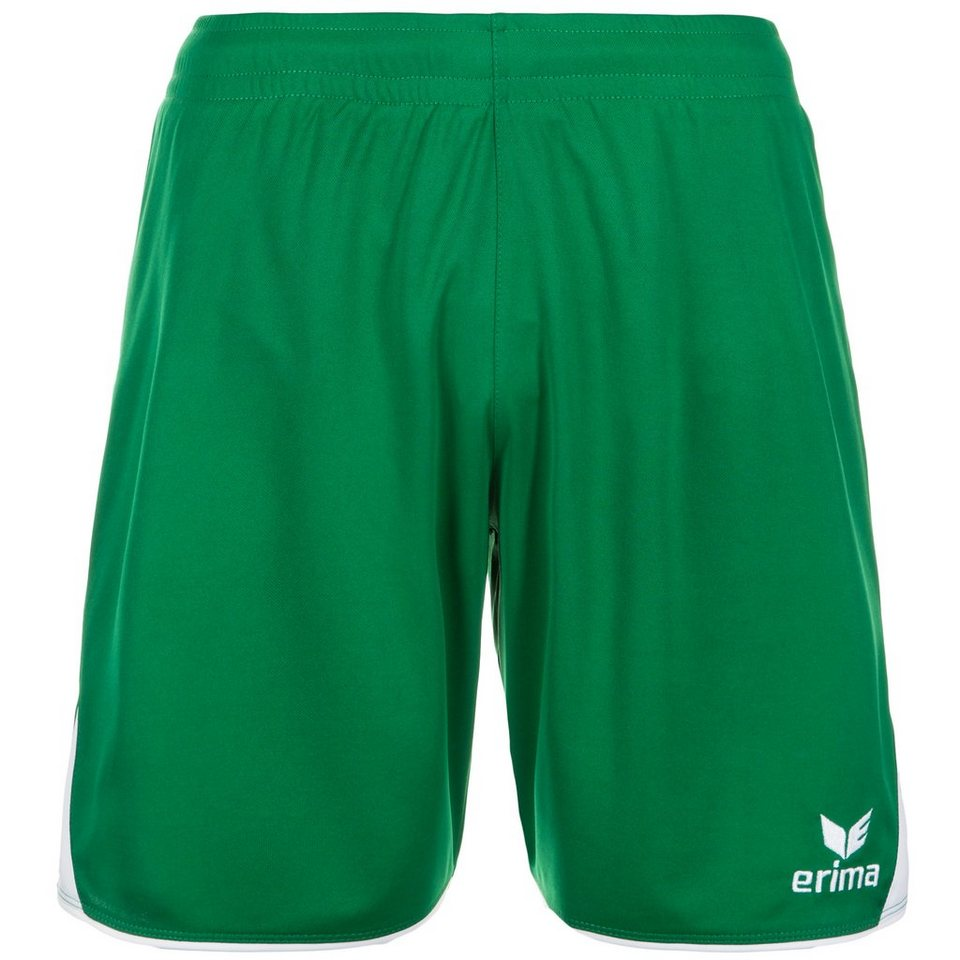 ERIMA 5-CUBES Short Herren in smaragd/weiß