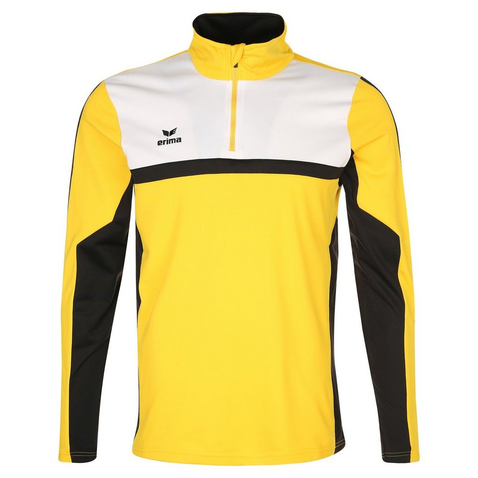 ERIMA 5-CUBES Trainingstop Herren in gelb/schwarz/weiß