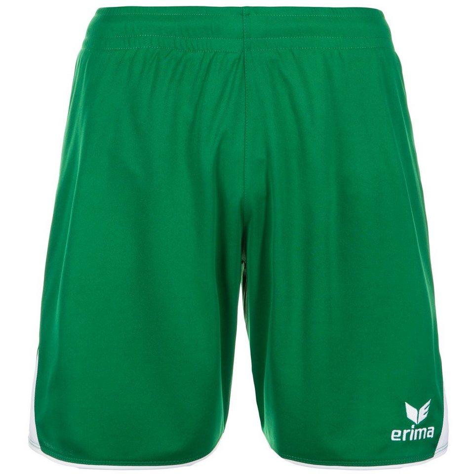 ERIMA 5-CUBES Short Kinder in smaragd/weiß
