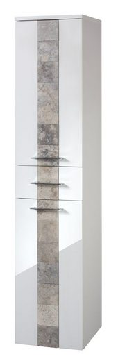 Schildmeyer Hochschrank »Stone«, Breite 33 cm