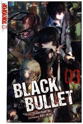 Broschiertes Buch »Black Bullet / Black Bullet Bd.3«