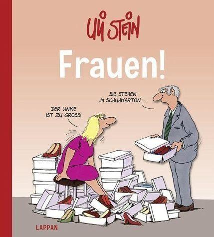 Gebundenes Buch »Frauen!«