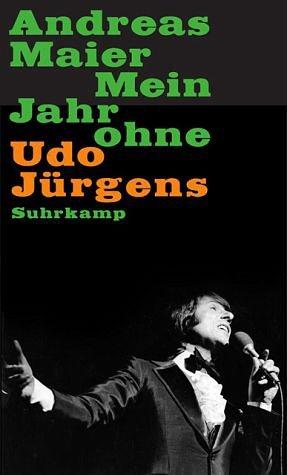 Gebundenes Buch »Mein Jahr ohne Udo Jürgens«