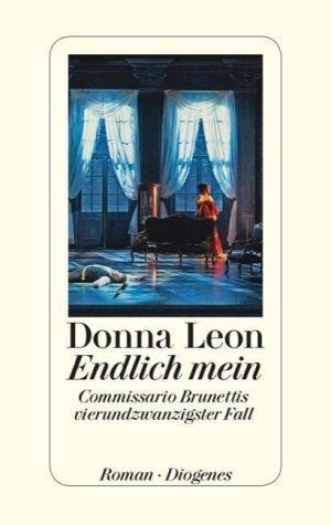 Buch mit Leinen-Einband »Endlich mein / Commissario Brunetti Bd.24«