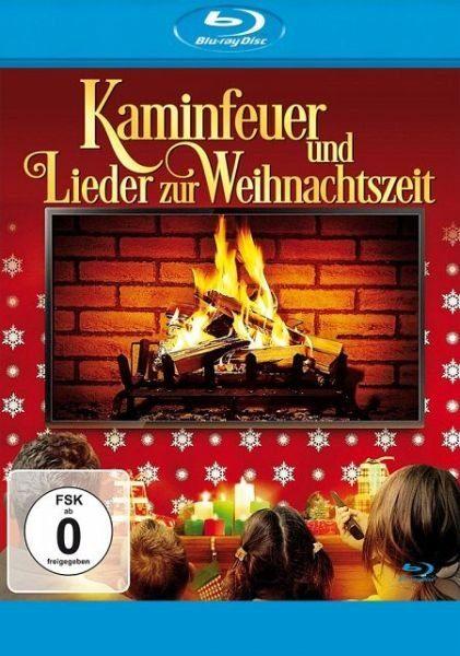 Blu-ray »Kaminfeuer und Lieder zur Weihnachtszeit«
