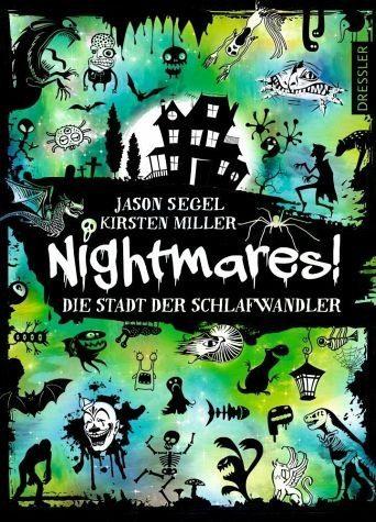 Gebundenes Buch »Die Stadt der Schlafwandler / Nightmares! Bd.2«