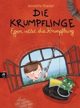 Gebundenes Buch »Egon rettet die Krumpfburg / Die Krumpflinge Bd.5«