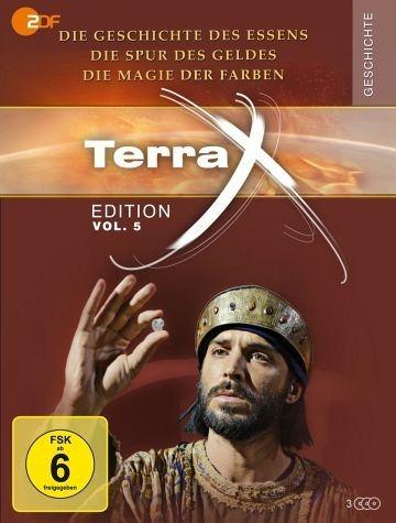 DVD »Terra X - Edition Vol. 5 (3 Discs)«