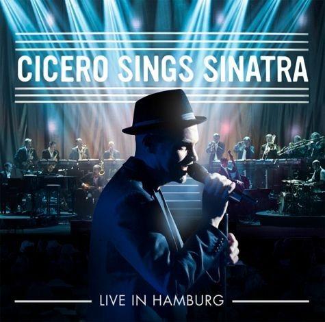 Audio CD »Roger Cicero: Cicero Sings Sinatra-Live In...«