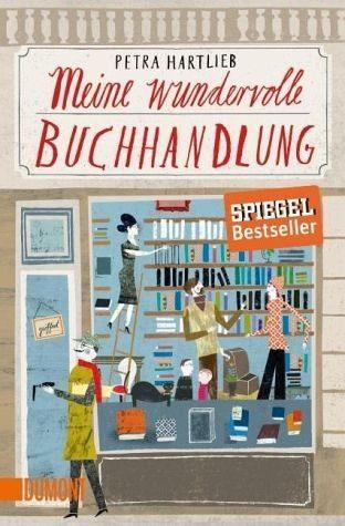 Broschiertes Buch »Meine wundervolle Buchhandlung«