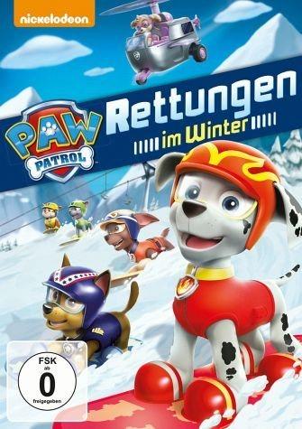 DVD »Paw Patrol - Rettungen im Winter«