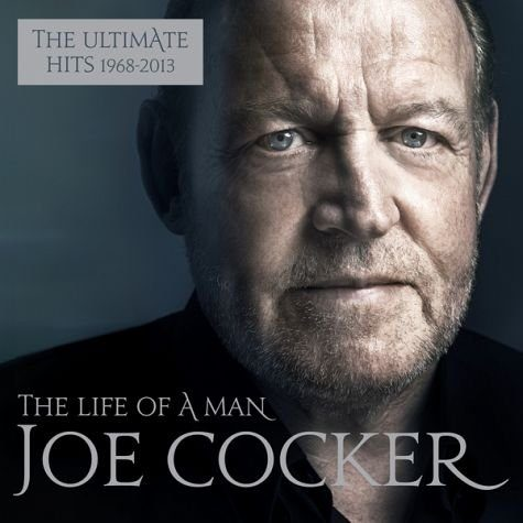 Audio CD »Joe Cocker: The Life Of A Man - The Ultimate...«