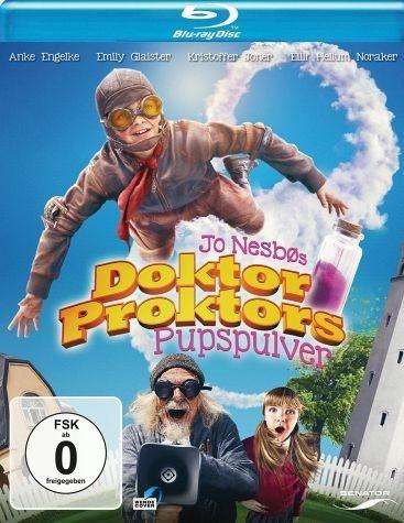 Blu-ray »Doktor Proktors Pupspulver«
