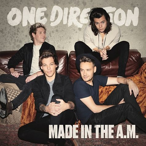 Audio CD »One Direction: Made In The A.M.«