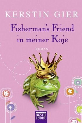 Broschiertes Buch »Fisherman's Friend in meiner Koje«