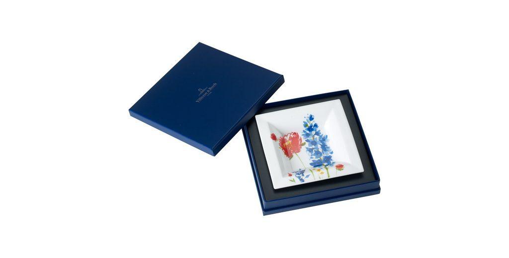 VILLEROY & BOCH Schale Quadrat 14x14cm »Anmut Flowers Gifts«