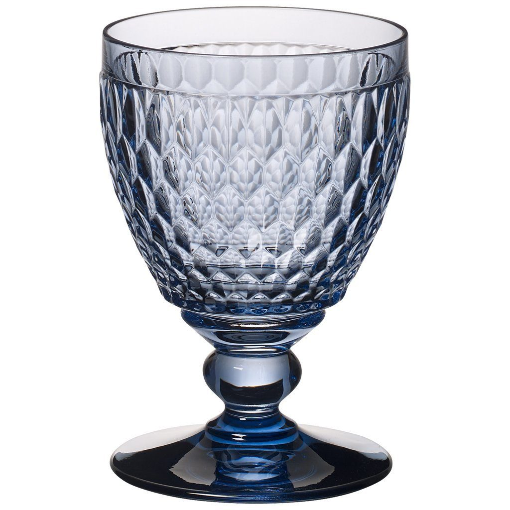 Villeroy & Boch Wasserglas blue 144mm »Boston coloured«