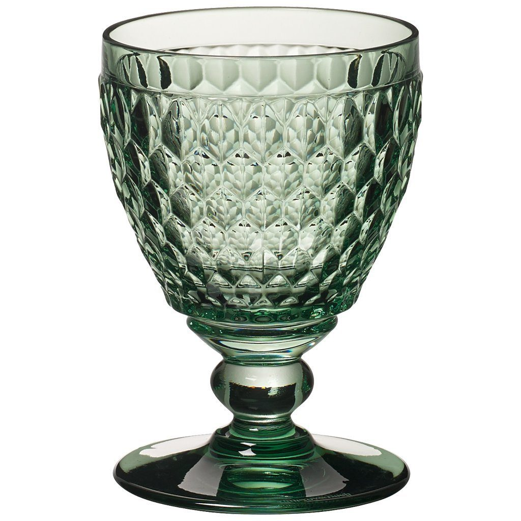 Villeroy & Boch Weissweinglas green 120mm »Boston coloured«