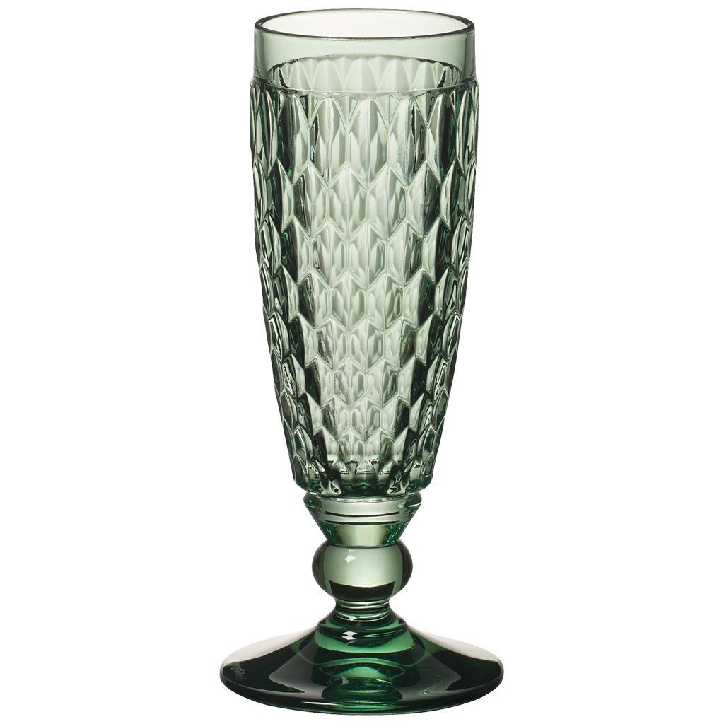 Villeroy & Boch Sektglas green 163mm »Boston coloured«