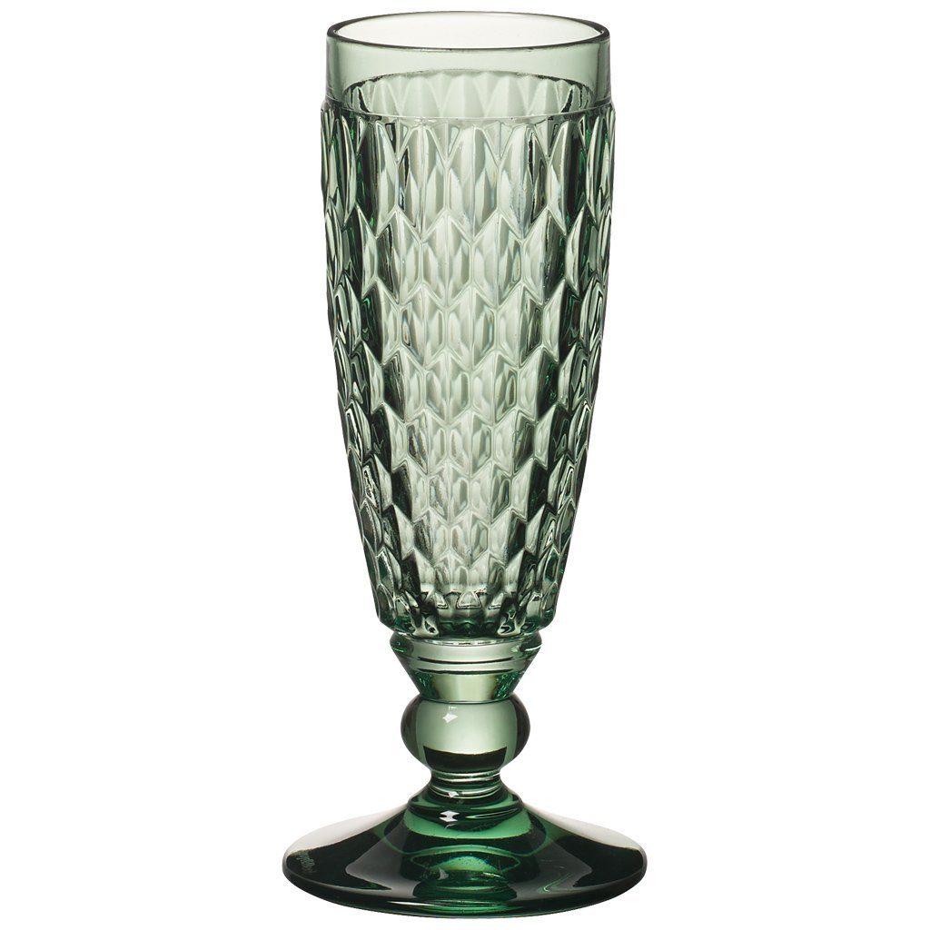 Villeroy & Boch Sektglas green 163mm »Boston coloured«