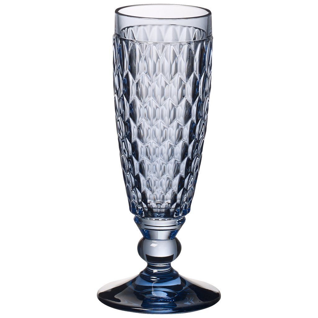 Villeroy & Boch Sektglas blue 163mm »Boston coloured«