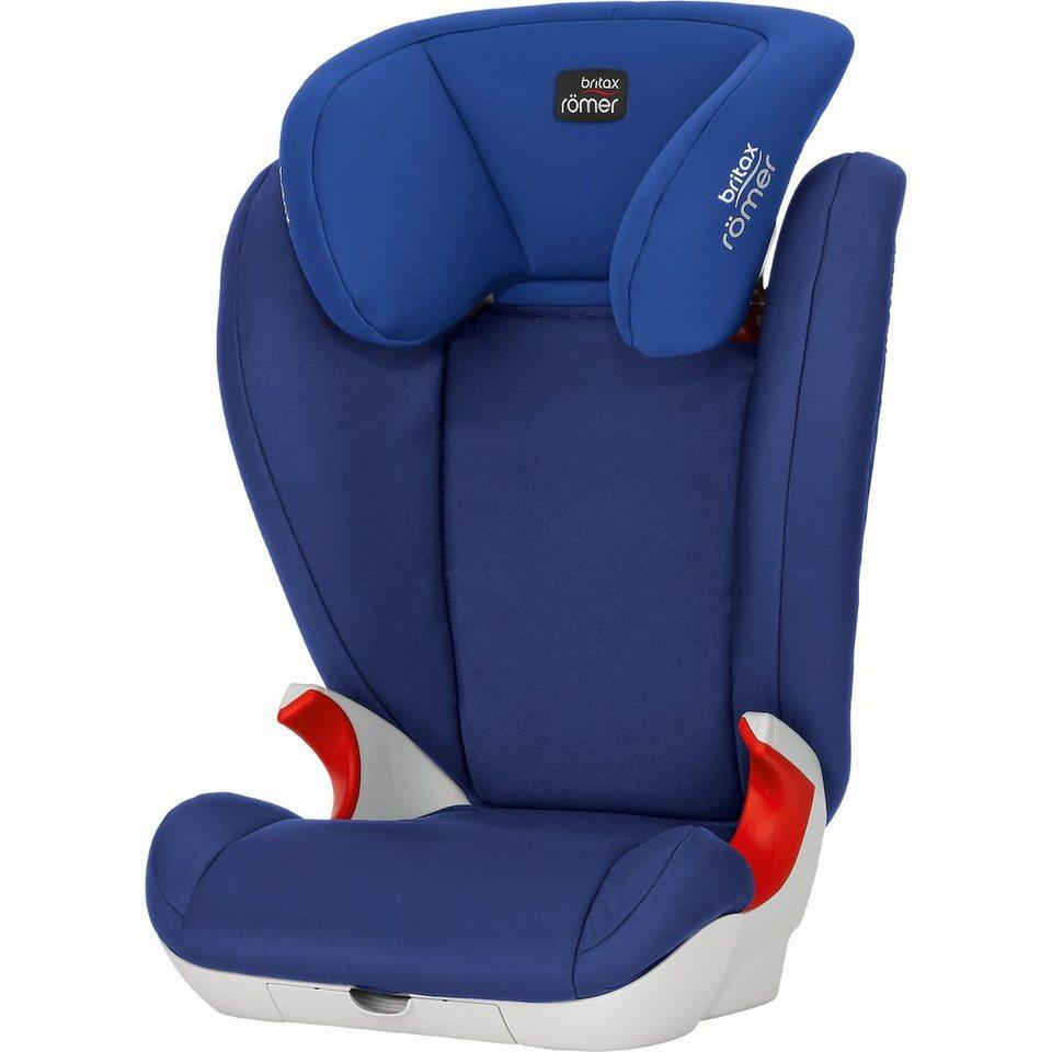 Britax Römer Auto-Kindersitz Kid II, Ocean Blue, 2016 in blau