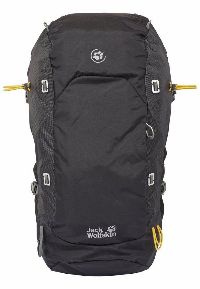 Jack Wolfskin Sport- und Freizeittasche »EDS Dynamic Pro 38 Pack« in schwarz