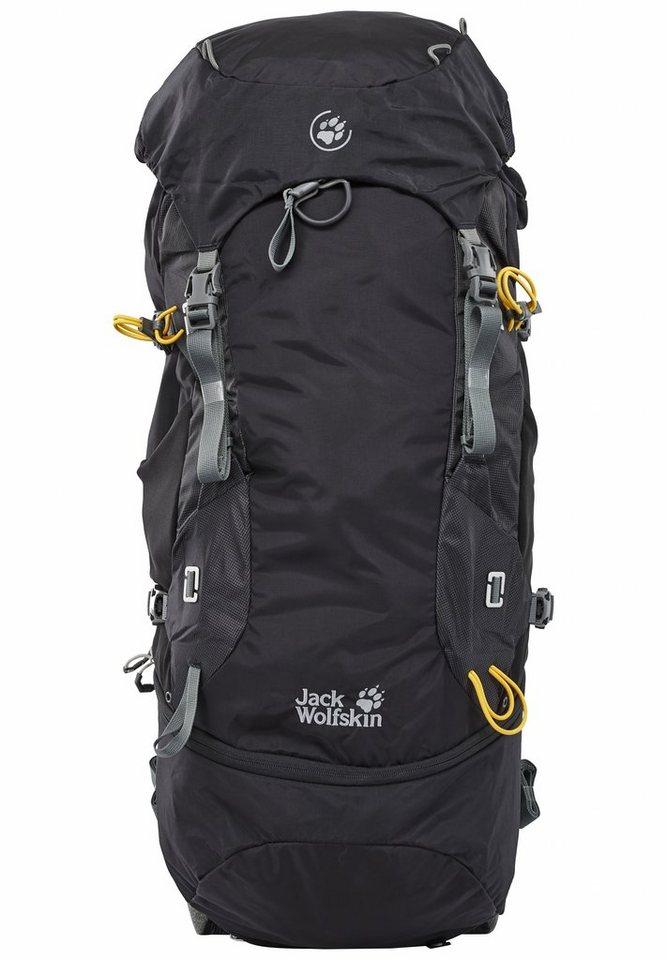Jack Wolfskin Sport- und Freizeittasche »EDS Dynamic 48 Pack« in schwarz