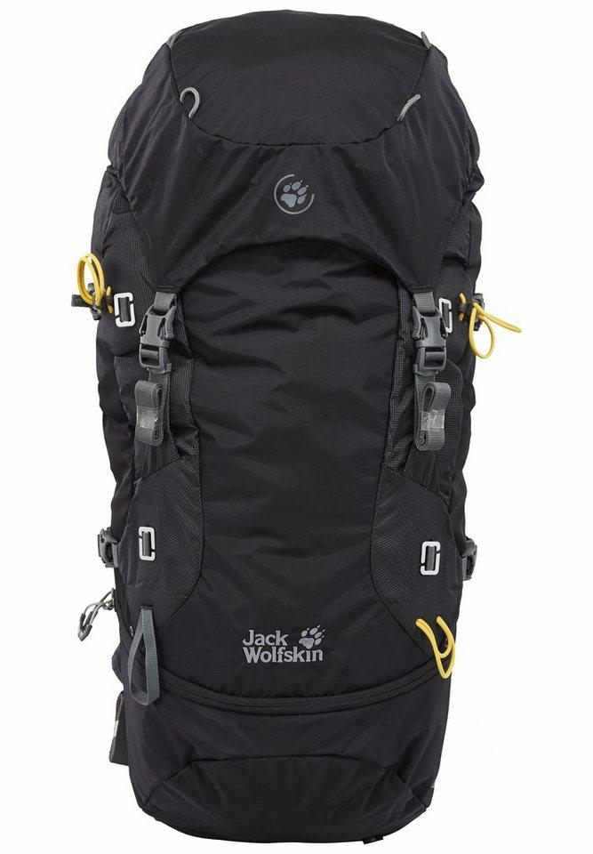 Jack Wolfskin Sport- und Freizeittasche »EDS Dynamic 38 Pack« in schwarz