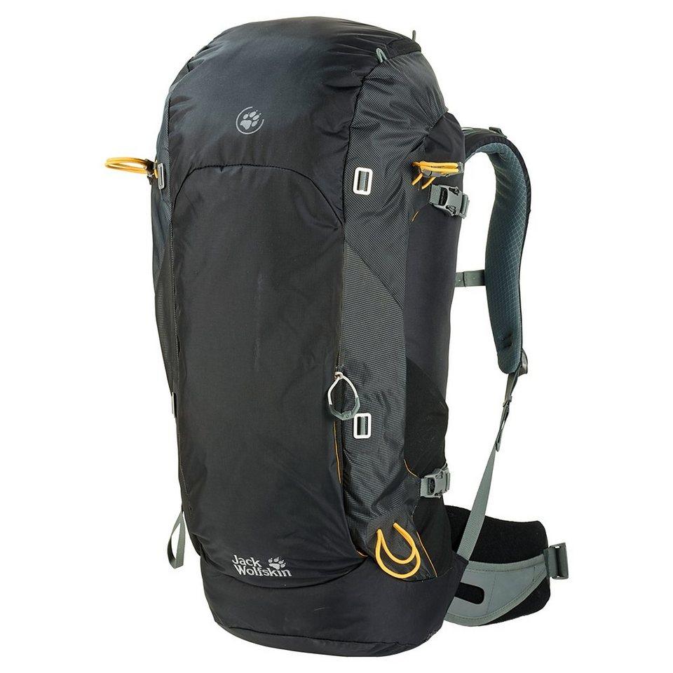Jack Wolfskin Sport- und Freizeittasche »EDS Dynamic Pro 48 Pack« in schwarz