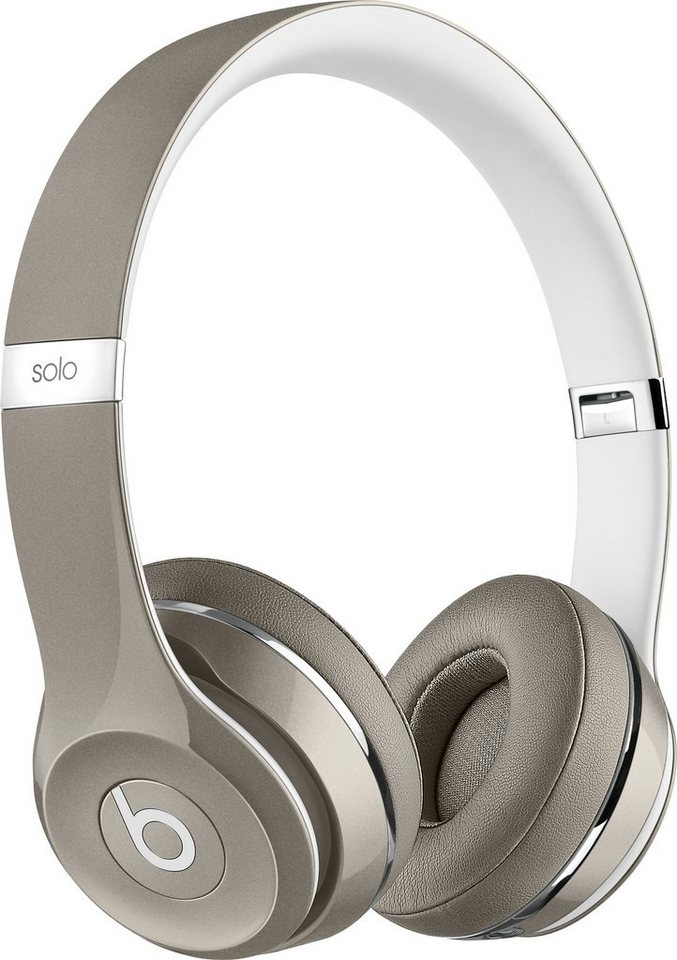 beats by dr dre solo 2 luxe edition on ear kopfh rer. Black Bedroom Furniture Sets. Home Design Ideas